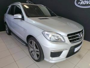 Mercedes-Benz ML ML63 AMG - Image 1