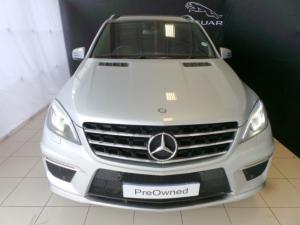 Mercedes-Benz ML ML63 AMG - Image 2