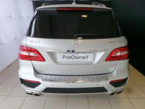 Mercedes-Benz ML ML63 AMG - Image 5