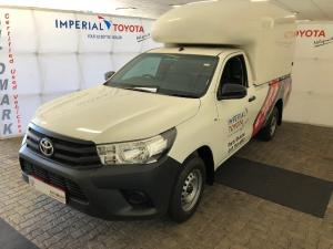 Toyota Hilux 2.4GD (aircon) - Image 10