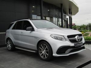 Mercedes-Benz GLE 63 AMG - Image 1