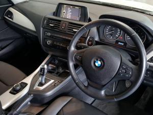 BMW 116i 5-Door automatic - Image 4