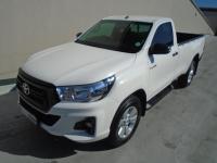 Toyota Hilux 2.4 GD-6 RB SRXS/C