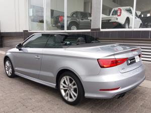 Audi A3 1.4T FSI S Stronic Cabriolet - Image 4