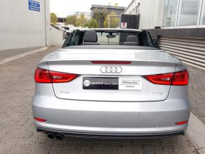Audi A3 1.4T FSI S Stronic Cabriolet - Image 5