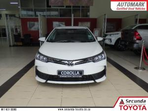 Toyota Corolla 1.4D-4D Prestige - Image 2