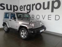 Jeep Wrangler Sahara 3.6L V6 automatic 2-Door