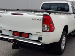 Toyota Hilux 2.4 GD-6 SRX 4X4 automaticS/C - Image 6