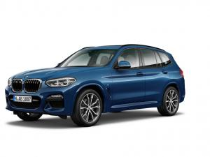 BMW X3 xDRIVE20d M Sport automatic - Image 1