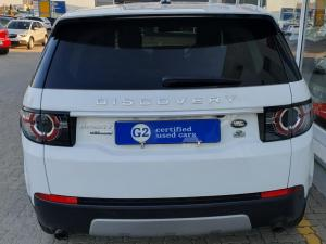 Land Rover Discovery Sport 2.2 SD4 HSE LUX - Image 5
