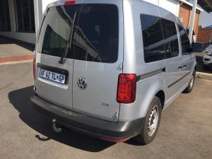 Volkswagen CADDY4 Crewbus 2.0 TDi - Image 2