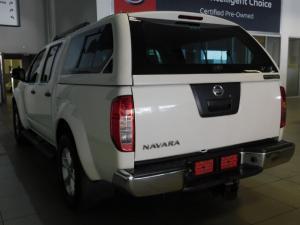 Nissan Navara 2.5dCi double cab LE auto - Image 4