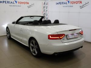 Audi A5 cabriolet 2.0TFSI SE - Image 4