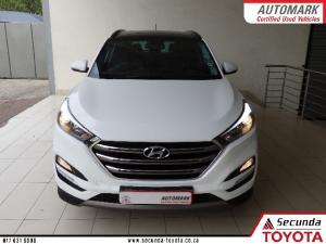Hyundai Tucson 1.6 Turbo 4WD Elite - Image 1