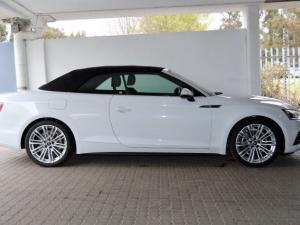 Audi A5 2.0T FSi Cabriolet Stronic - Image 16