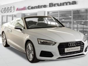 Audi A5 2.0T FSi Cabriolet Stronic - Image 1