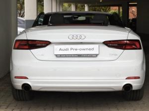 Audi A5 2.0T FSi Cabriolet Stronic - Image 4