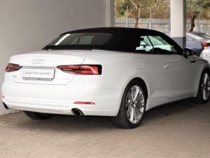 Audi A5 2.0T FSi Cabriolet Stronic - Image 6