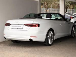 Audi A5 2.0T FSi Cabriolet Stronic - Image 7