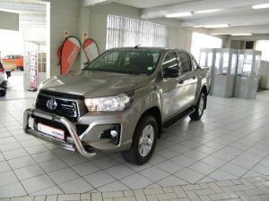 Toyota Hilux 2.4 GD-6 SRX 4X4D/C - Image 1