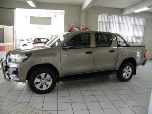 Toyota Hilux 2.4 GD-6 SRX 4X4D/C - Image 3