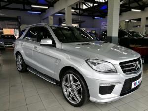 Mercedes-Benz ML ML63 AMG - Image 1