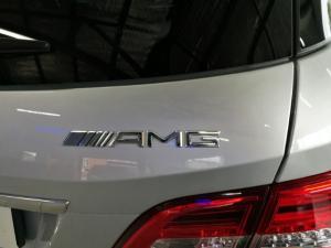 Mercedes-Benz ML ML63 AMG - Image 4