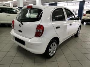 Nissan Micra 1.2 Visia+ (audio) - Image 2