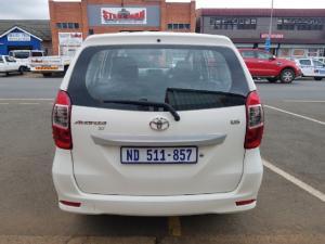 Toyota Avanza 1.5 SX auto - Image 3