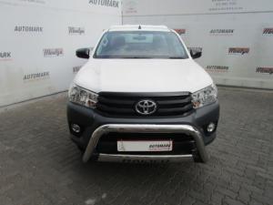Toyota Hilux 2.4 GD-6 SRS/C - Image 13