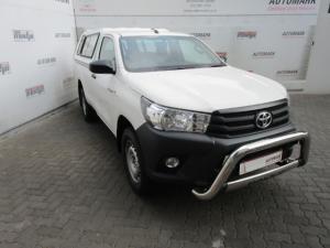 Toyota Hilux 2.4 GD-6 SRS/C - Image 14