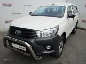 Toyota Hilux 2.4 GD-6 SRS/C - Image 1