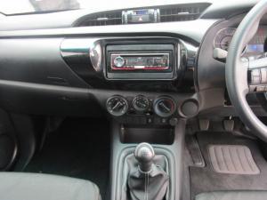 Toyota Hilux 2.4 GD-6 SRS/C - Image 9