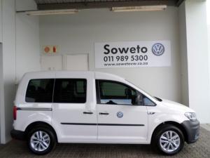 Volkswagen CADDY4 Crewbus 1.6i - Image 7