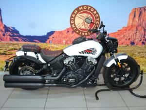 Indian Scout Bobber - Image 1