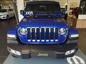 Jeep Wrangler Unltd Sahara 3.6 V6 - Image 2