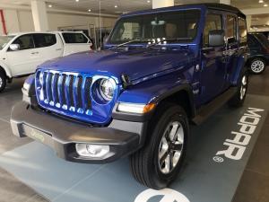 Jeep Wrangler Unltd Sahara 3.6 V6 - Image 3