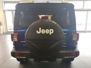 Jeep Wrangler Unltd Sahara 3.6 V6 - Image 4