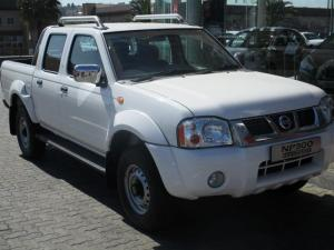 Nissan Hardbody NP300 2.4i 4X4D/C - Image 1