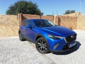 2016 Mazda CX-3 2.0 Individual automatic