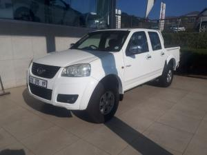 GWM Steed 5 2.5TCi double cab Lux - Image 1