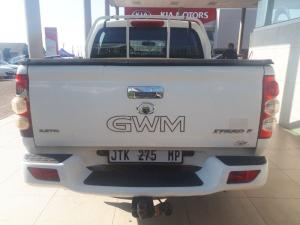 GWM Steed 5 2.5TCi double cab Lux - Image 4