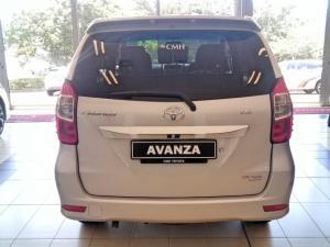 Toyota Avanza 1.5 TX - Image 2