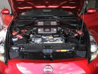 Nissan 370Z coupé automatic