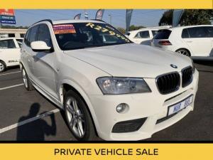 BMW X3 xDrive20d M Sport auto - Image 1