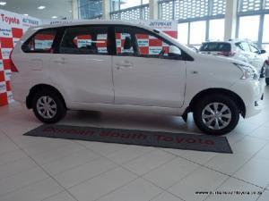 Toyota Avanza 1.5 SX auto - Image 4
