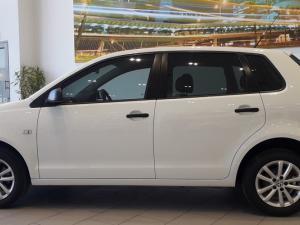 2014 Volkswagen Polo 1.4 Trendline 5-Door