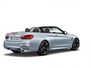 BMW M4 Convertible M-DCT - Image 8