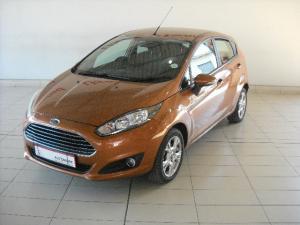 Ford Fiesta 5-door 1.6TDCi Trend - Image 1