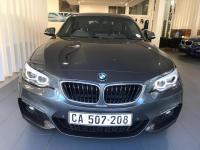 BMW 2 Series 220i coupe M Sport auto